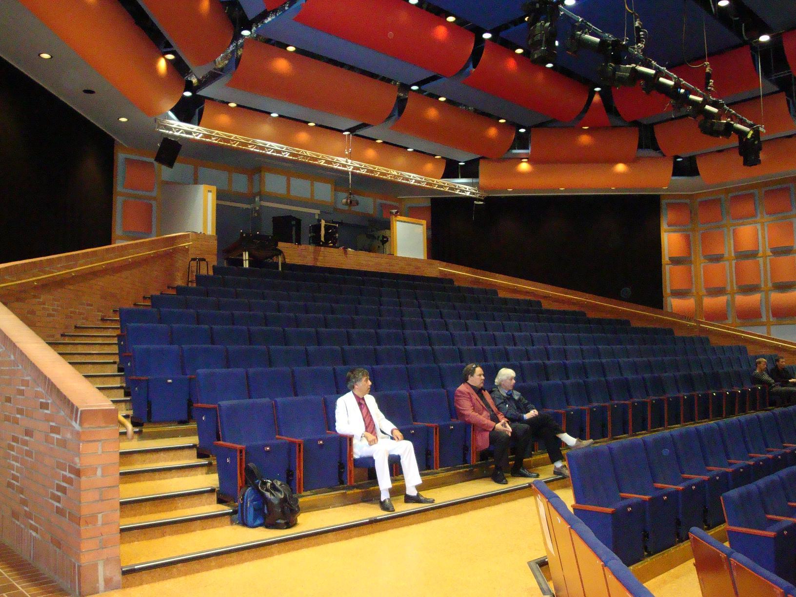 salle concert