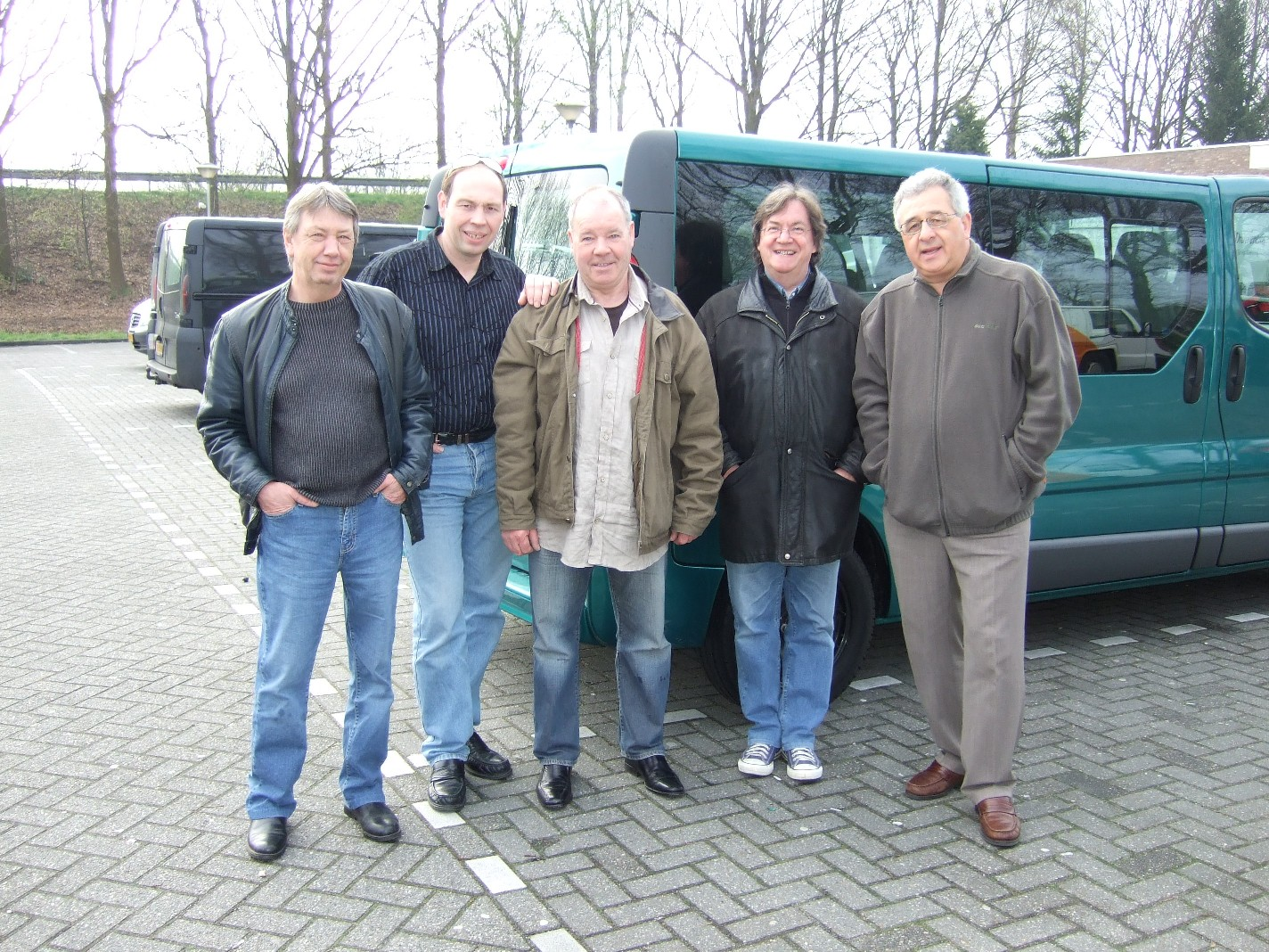 tilburg - bus