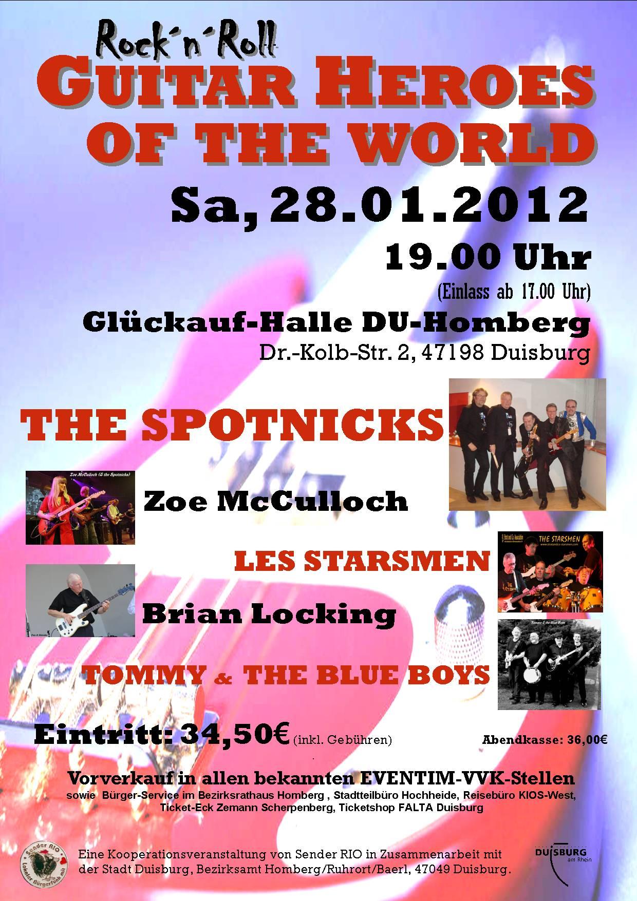 Duisburg - Janvier 2012